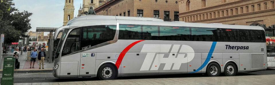 THERPASA − Líneas Regulares − Transporte Escolar − Alquiler de ...